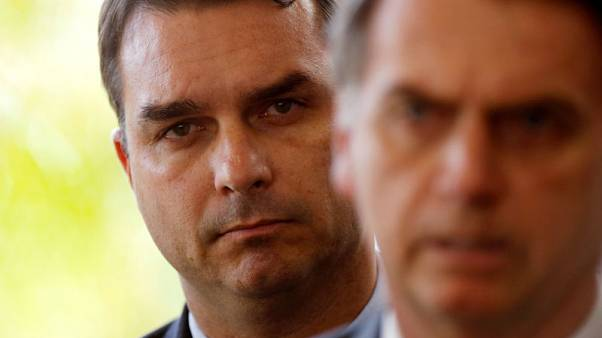 Brazil president's son misses meeting with prosecutors probing payments