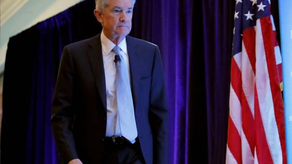 Powell says Fed can be patient as U.S. economy evolves in 2019