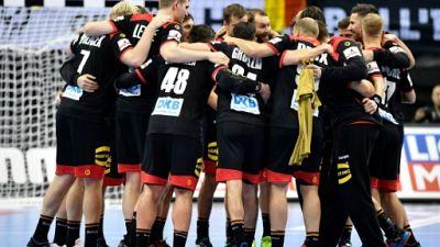 Mondial de hand: Allemands et Danois parfaitement lancés