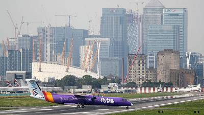 Virgin Atlantic nears takeover of Flybe - Sky News