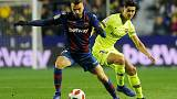 Barca lose to Levante in Cup but late goal boosts second-leg hopes
