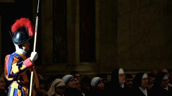 De l'autel au podium: le Vatican espère aller aux JO en créant une fédération d'athlétisme