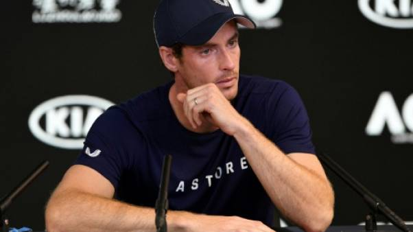 Tennis: Andy Murray vers la retraite, trahi par son corps