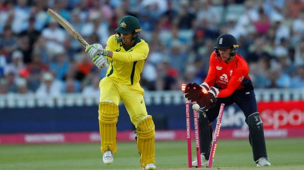 Carey given chance to prove World Cup credentials in India series