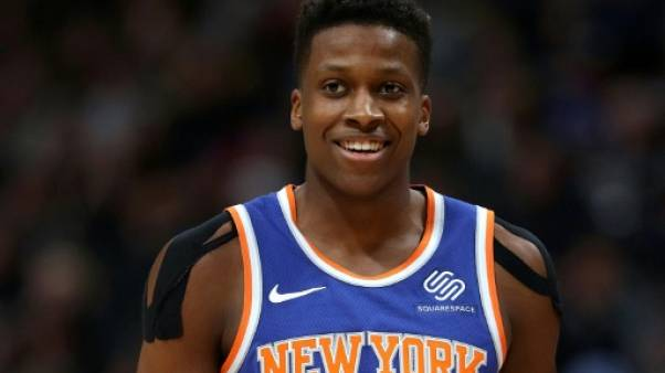 NBA: Ntilikina (New York) doit encore patienter
