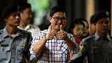 محكمة في ميانمار ترفض طعن صحفيي رويترز على سجنهما 7 سنوات