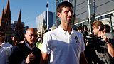 Djokovic favourite as 'Big Four' take final bow