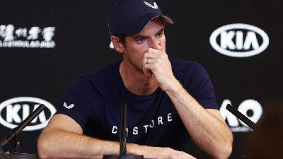 Tennis, Murray annuncia ritiro