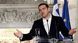 Greek PM to seek support from ally to avert snap election