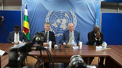 'Everyone must be on board' for peace in Central African Republic: UN's Lacroix