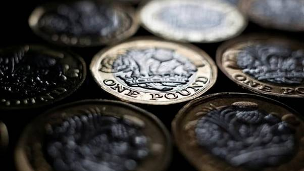Pound jumps on media report of possible delay to Brexit date