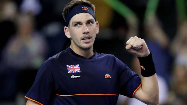 Norrie through to first ATP Tour final in Auckland, faces Sandgren