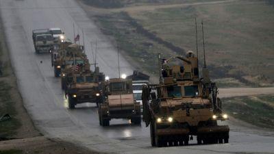 Syrie: la coalition antijihadiste commence à retirer du matériel