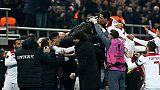 Olympiacos-Milan, Uefa sanziona club