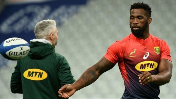 Le rugby sud-africain toujours empêtré dans la question raciale