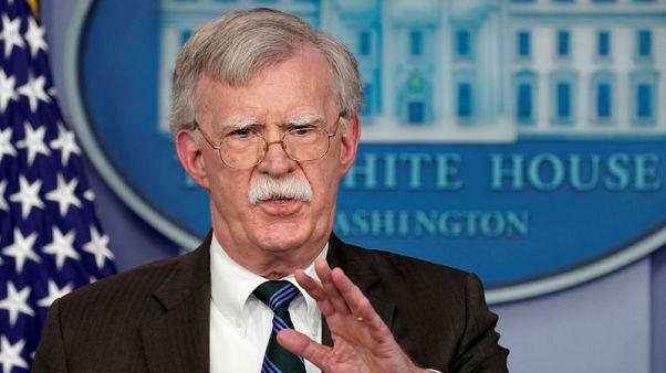 بولتون: المحادثات العسكرية بين أمريكا وتركيا ستتواصل الأسبوع القادم