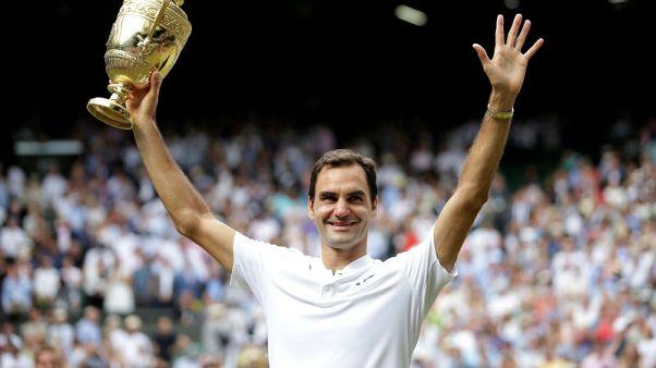 Federer names Wimbledon as potential future farewell venue