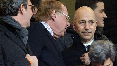 Milan: incontro con Uefa per mediazione