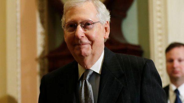 مجلس النواب الأمريكي يوافق على مشروع قانون لإعادة فتح بعض الوكالات الاتحادية