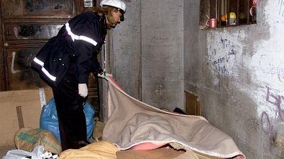 Morto con cane in villa Padova