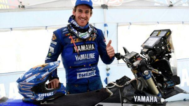 Dakar-motos: de Soultrait premier sur la ligne, Sunderland potentiel vainqueur