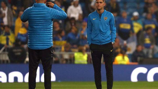 Teenage Argentine defender Balerdi to sign for Dortmund