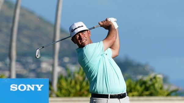 Golf - Reavie makes history with three eagles on par-four holes