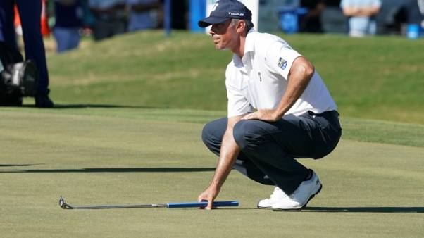 Kuchar a one-shot halfway leader at Sony Open as Spieth heads home