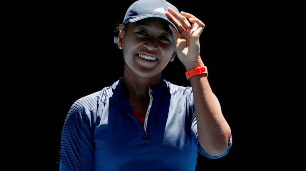 Leaner, mature Osaka stays grounded in Melbourne