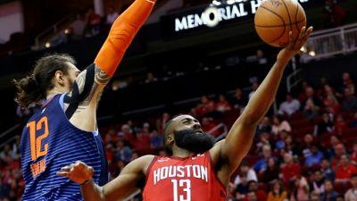 NBA: Harden et Curry se régalent