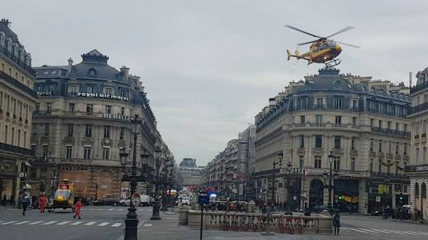 Three dead in Paris gas blast amid lockdown for yellow-vest protests
