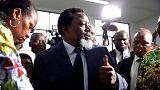 Congo ruling coalition wins legislative majority, constraining president-elect