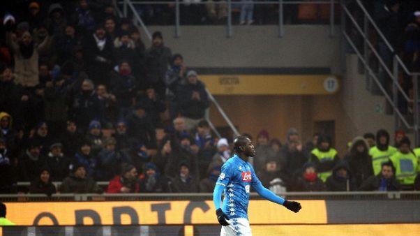 Koulibaly: Ancelotti, nessuna goliardia