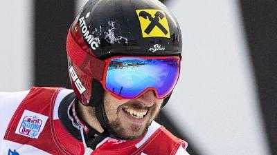 Hirscher vince anche gigante Adelboden