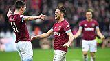 Premier: West Ham-Arsenal 1-0