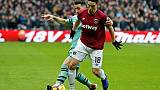 West Ham et Nasri renversent Arsenal