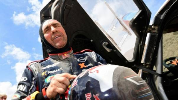 """Dakar 2019: """"La course n'est pas pliée"""", selon Peterhansel"""