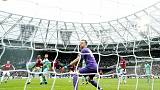 Rice's first West Ham goal enough to sink Arsenal