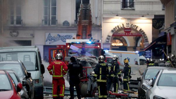 مقتل مواطن إسباني في انفجار ناجم عن تسرب للغاز في باريس