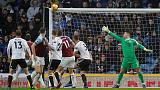 Fulham sunk by two own goals at Burnley