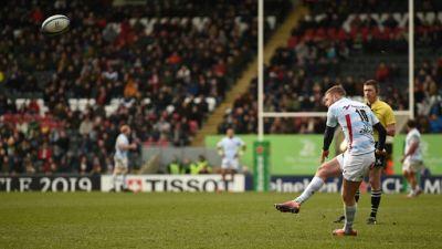 Coupe d'Europe: battu à Belfast, le Racing attendra