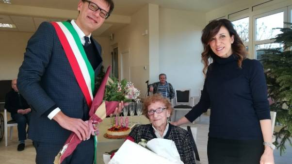 106 anni per nonna più longeva Chianti