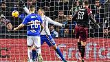 Coppa Italia:2-0 alla Samp, Milan avanti
