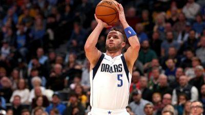 NBA: déchirure d'un tendon d'Achille pour Barea