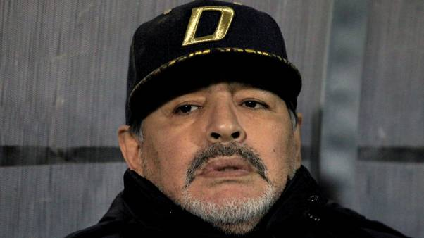 Maradona admitted to Argentine hospital for scheduled surgery