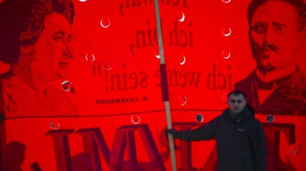 Une gauche morose commémore les 100 ans de la mort de Rosa Luxemburg