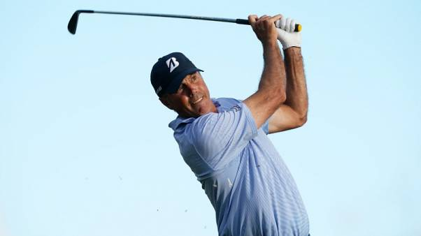 Kuchar two ahead in Hawaii in bid for ninth PGA Tour win