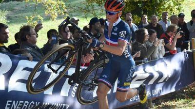 Cyclo-cross: Mourey entend sortir par la grande porte