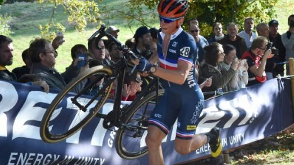 Cyclo-cross: Mourey entend sortir par la grande porte