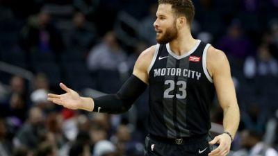 NBA: Griffin régle ses comptes, OKC se venge